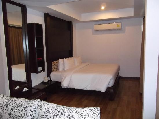 Maryoo Hotel : Bedroom