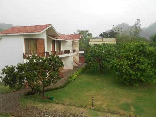 Leisure Vacations Myrica Resort: View