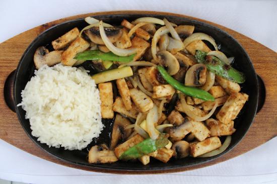 Tempura House: Hibachi Tofu
