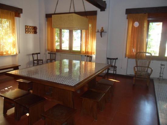 Residence La Piazzetta: Common dining room - B&B