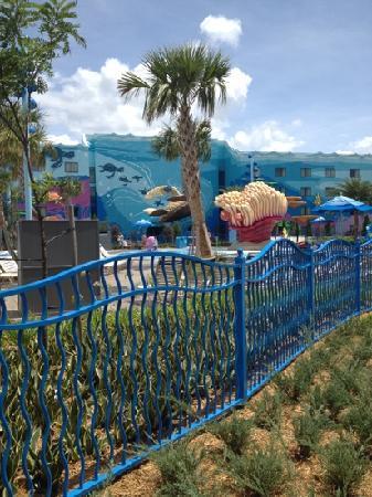 Disney's Art of Animation Resort: pool