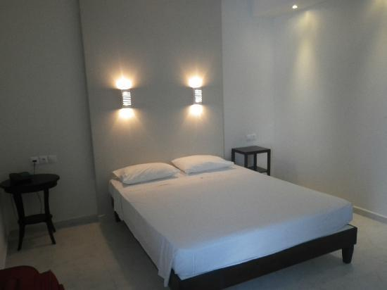 Gouves Sea and Mare Hotel & Suites : Bedroom