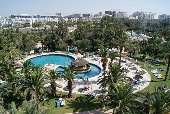 Hotel Marhaba Beach Tunisia