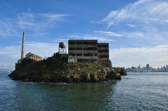 Americas Best Value Inn: Alcatraz Island is located in the San Francisco