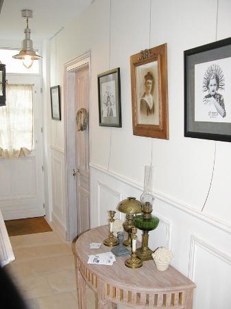 Villa Providence: entrée/couloir