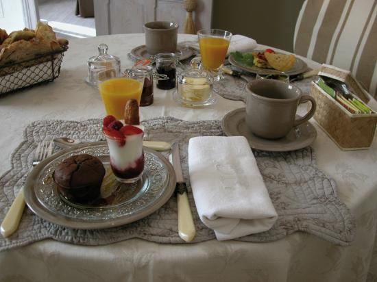 Villa Providence : petit déjeuner cuisiné & bio