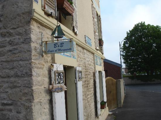 Villa Louis et Marguerite: Street view