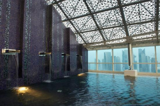 InterContinental Doha The City: View from the Pool