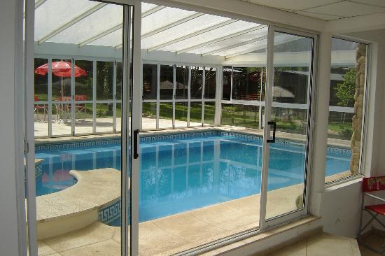Villa Ventana, Argentina: piscina spa