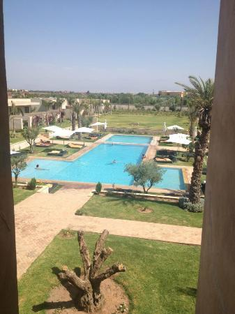 Sirayane Boutique Hotel & Spa : The lovely swimming pool