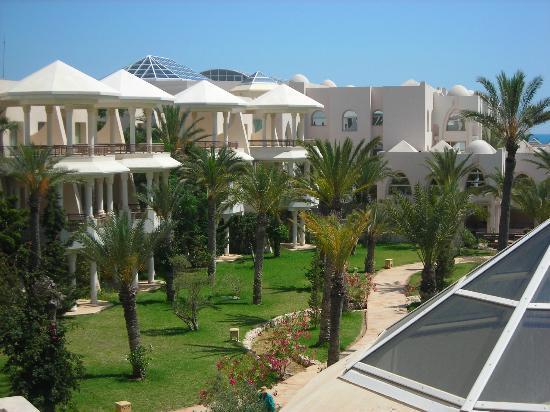 Hasdrubal Prestige Thalassa & Spa: hôtel