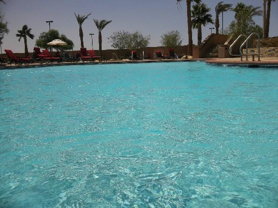 Quechan Casino Resort: Pool
