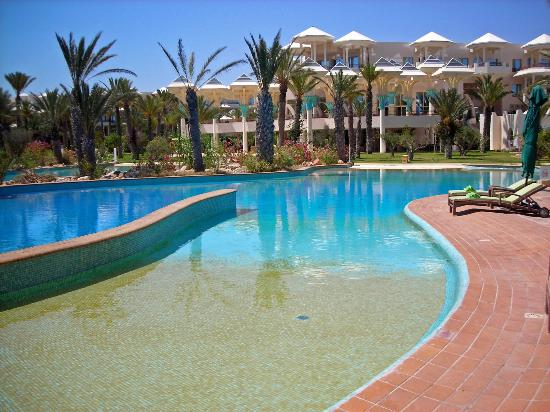 Hasdrubal Prestige Thalassa & Spa Djerba: piscine