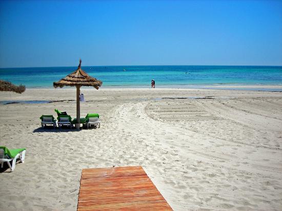 Hasdrubal Prestige Thalassa & Spa: plage