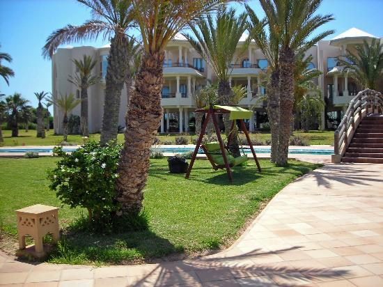 Hasdrubal Prestige Thalassa & Spa Djerba: hôtel jardin