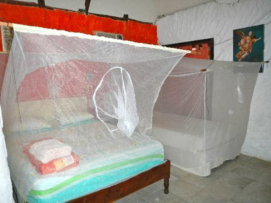 Casa Maya Holbox: Mosquito nets are a MUST!!!