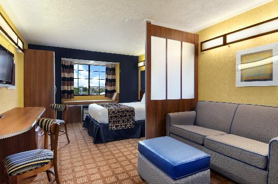 Microtel Inn & Suites by Wyndham New Braunfels: King Suite