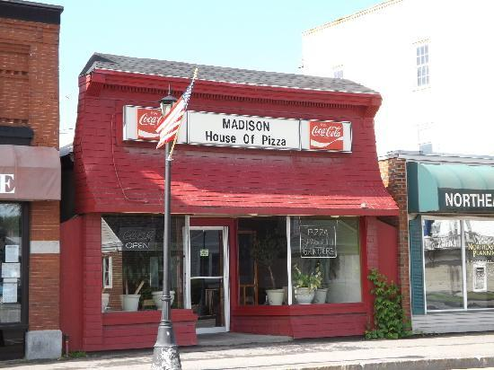Wicked Good Crust Review Of Madison House Pizza Me Tripadvisor