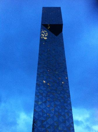 Scandic Victoria Tower: From the Outside