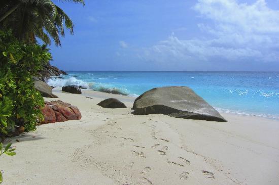 Isla de Frigate, Seychelles: Anse Macquerau