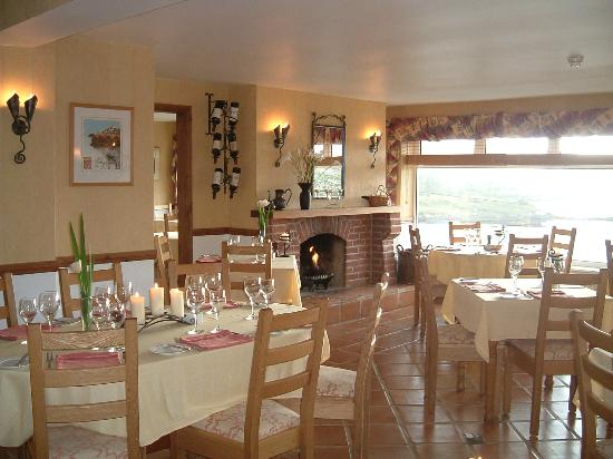 Ardagh Restaurant: Delicious home-cooked Food, Cosy Fireplaces and Stunning Views. The Perfect Meal awaits You.