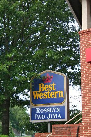 ‪‪BEST WESTERN Rosslyn/Iwo Jima‬: BW Rosslyn‬
