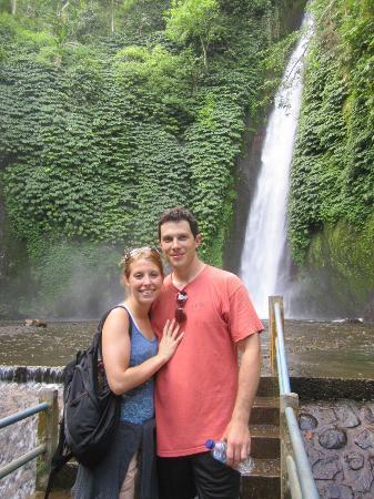 Munduk Moding Plantation: Munduk Waterfall