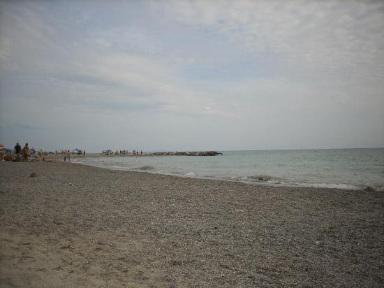 Residence Rosa dei Venti: plage Mazzanta