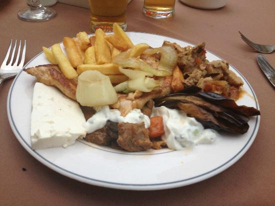 Nerton Hotel: My lovely dinner