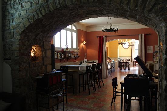 Hôtel Sévigné : Le bar à vin