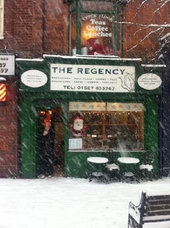 Regency Tea Rooms