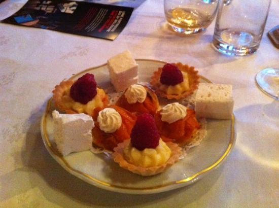 Chateau de Beaulieu : Dessert