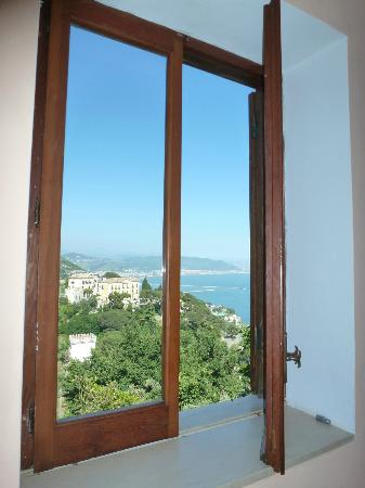 Il Melograno in Costa d'Amalfi: View from front bedroom