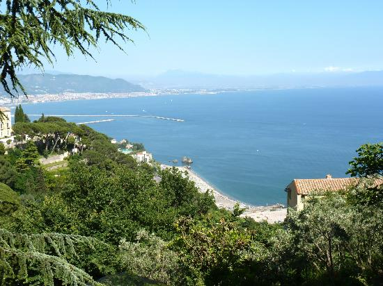 Il Melograno in Costa d'Amalfi: Daytime view.