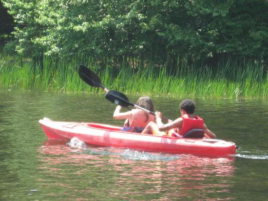 Big Boulder : Plenty of water activities to keep young kids and teens happy!