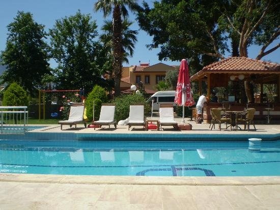 Hotel Oludeniz: pool area
