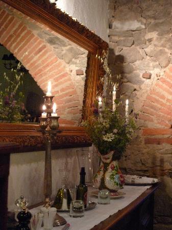 Ventena Vecchia - Antico Frantoio: Im Speisesaal