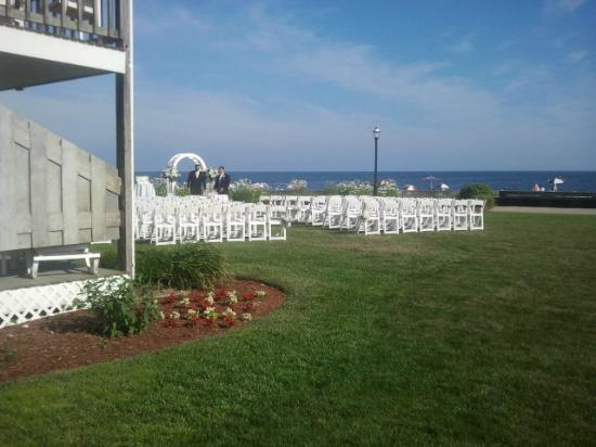 Red Jacket Beach Resort Spa Wedding That Was Going On