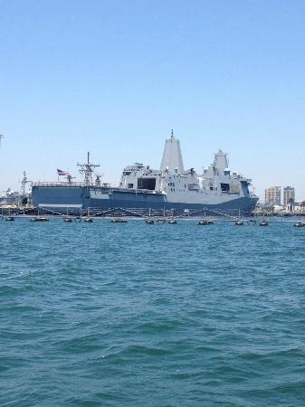 Seaforth Boat Rental &Tours: Naval Ships of San Diego