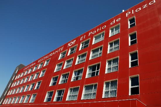 Hotel Plaza Feria : Aussenansicht Tulip Inn