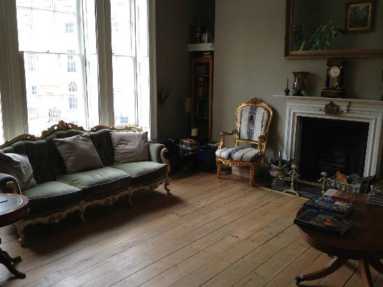 Bathwick Street B & B: stunning room