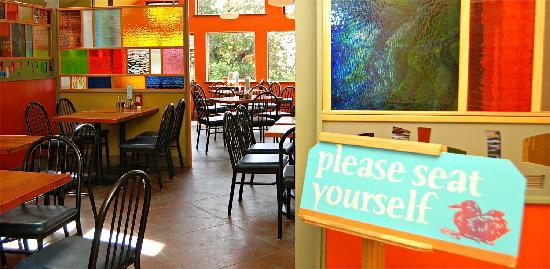 Rock Salt Restaurant & Cafe: Seat Yourself
