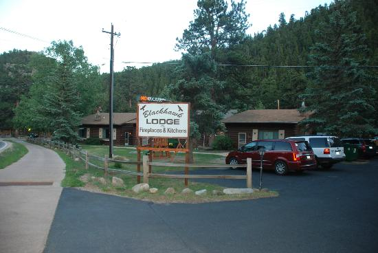 Blackhawk Lodges: Our lodge