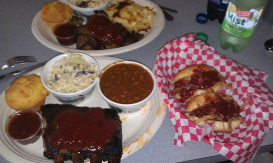 Mr Ed's Memphis Barbecue