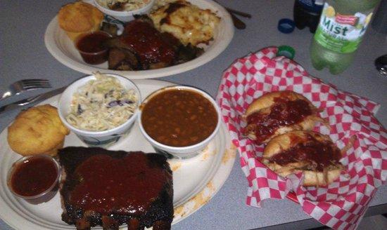 Mr Ed's Memphis Barbecue