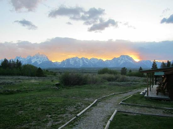 Triangle X Ranch : Grand Tetons