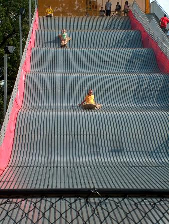 Belle Isle Park: Giant Slide