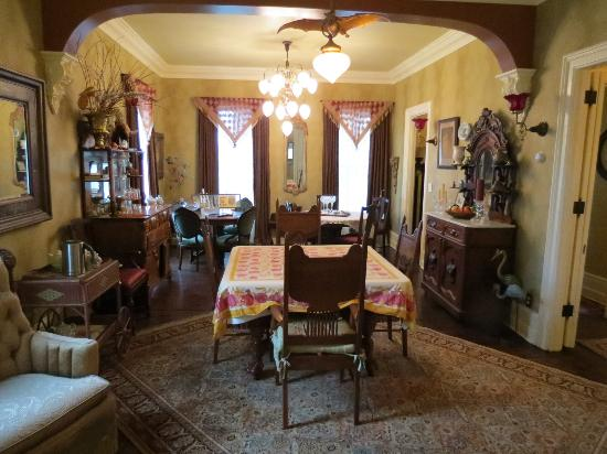 Captain Visger House: Dining Room