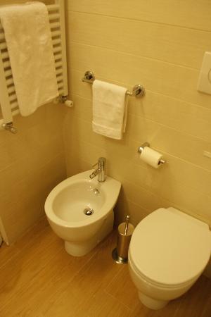 Suite Little Queen: baño