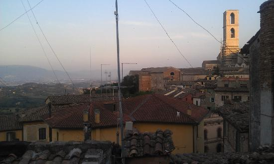 San Ercolano Hotel: 160 degrees view from room 53!